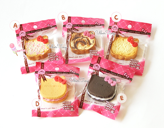 Squishy Rare : Rare* Hello Kitty Rusk Biscuits Squishy (licensed) ? Uber Tiny ? Online Store Powered by Storenvy