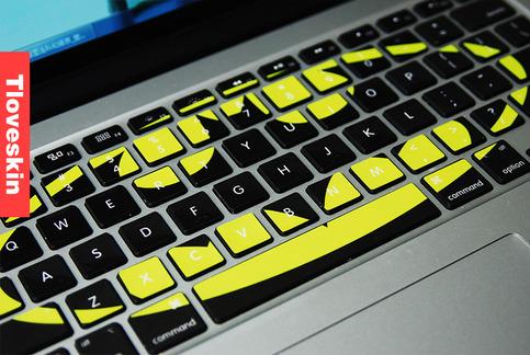 how to clean mac book air keyboard