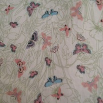 **ON SALE**  Butterfly Gardens Dress (Not Reversible)