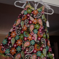 ***ON SALE**  Hippie Chick Reversible Dress