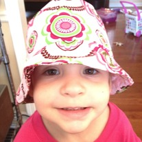 **ON SALE** Pink Party Reversible Hat
