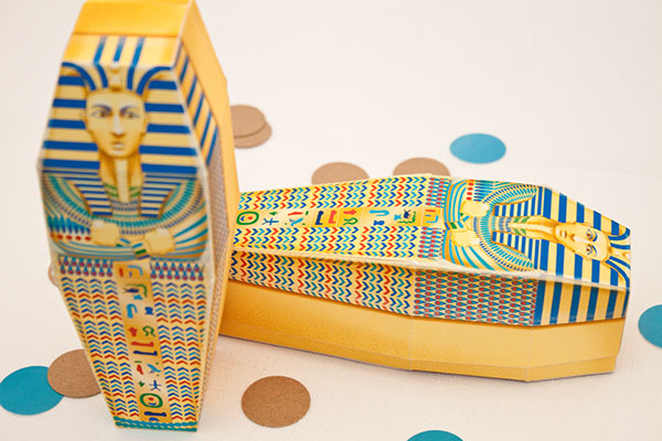 rufus alden: sarcophagus