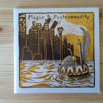 Postcommodity + Magor CD+book [Czech/English]