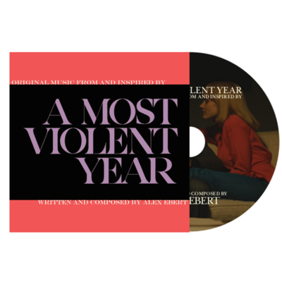 A most violent year - soundtrack, cd