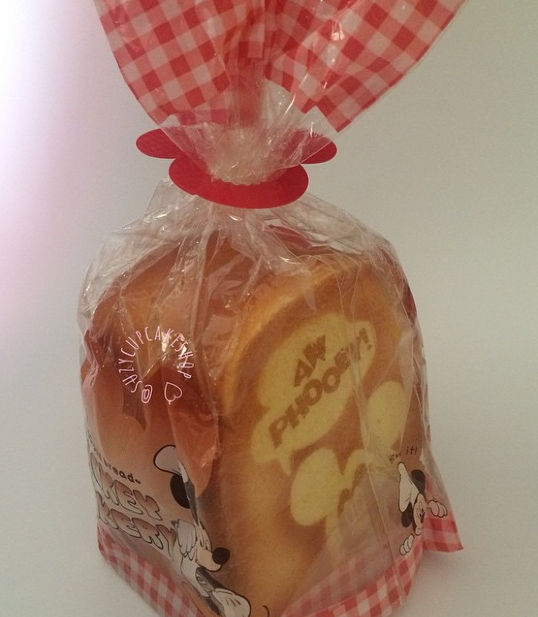 Super rare disney bakery jumbo loaf squishy Mickey Mouse ? SuzyCupcake ? Online Store Powered by ...