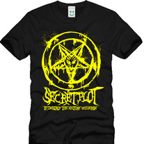 Secret Plot to Destroy the Entire Universe - METAL Shirt \m/