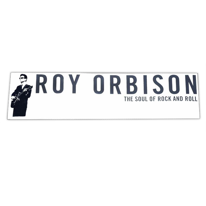 The Soul Of Rock Amp Roll Bumper Sticker 183 Roy Orbison