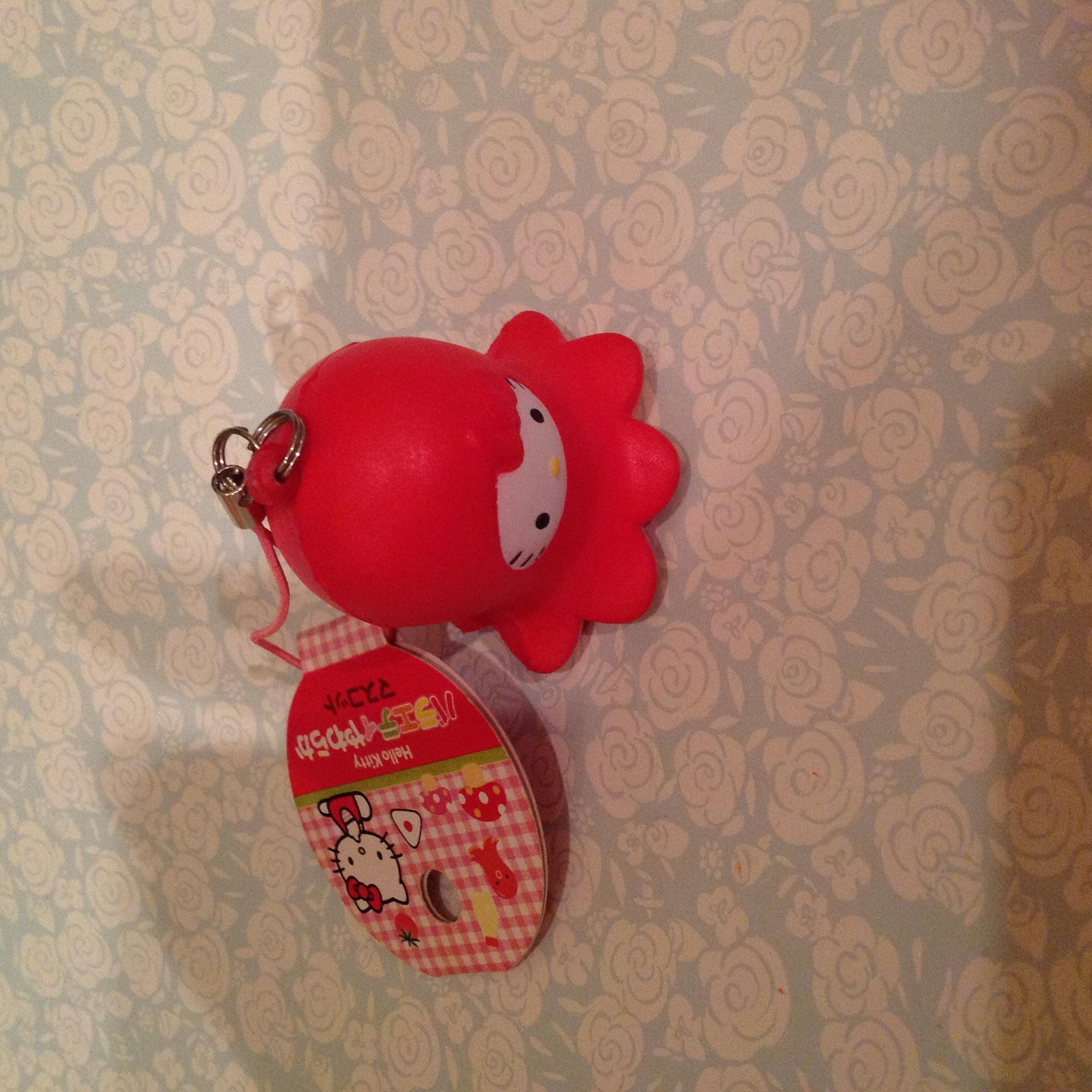 Squishy Sanrio Rare : Super rare hello kitty octopus / squid squishy ? SuzyCupcake ? Online Store Powered by Storenvy