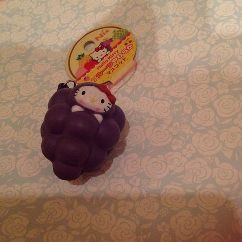 Super rare Hello kitty purple grape squishy ? SuzyCupcake ? Online Store Powered by Storenvy