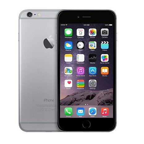 apple iphone 6 plus unlocked gsm smartphone 64 gb gray silver or gold radar blip electronic. Black Bedroom Furniture Sets. Home Design Ideas
