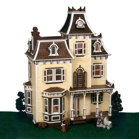 Skarla 39 s variety shop deals 1 12 victorian beacon for Victorian kit homes