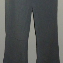 Gray Dress Pants-Mimi Maternity Size Large  03272