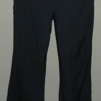 Gray Dress Pants-Mimi  Maternity Size Medium  03276