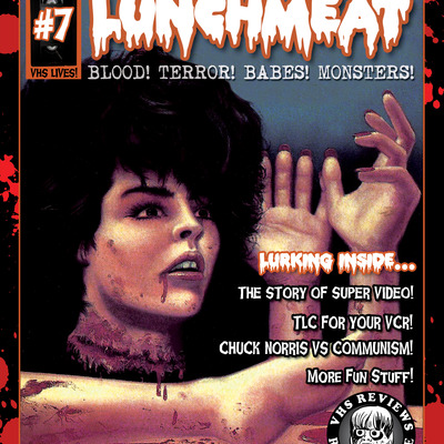 Lunchmeat issue # 7