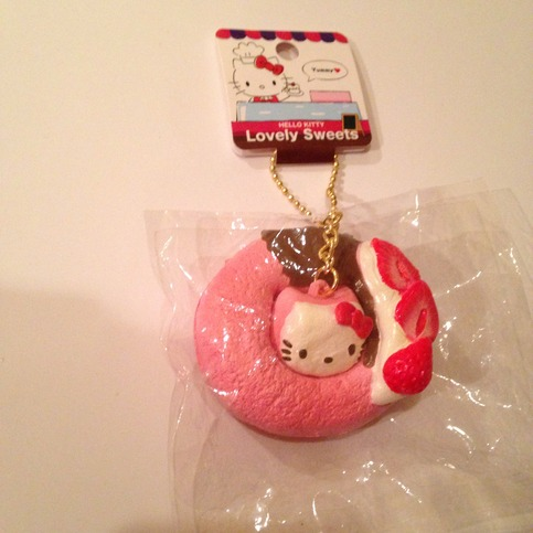 Donut Squishy Collection : Hello kitty lovely sweets donut squishy ? SuzyCupcake ? Online Store Powered by Storenvy