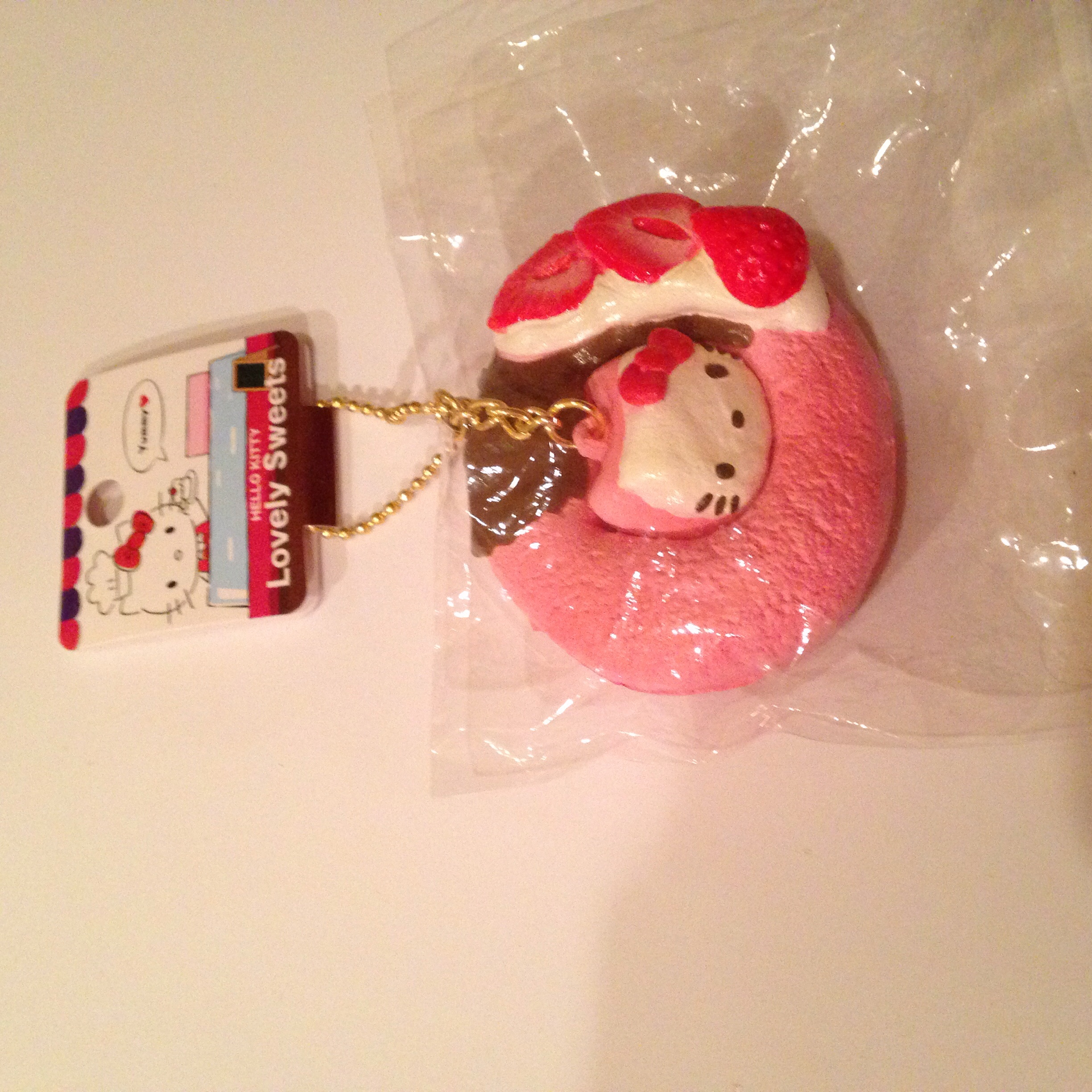 Hello kitty lovely sweets donut squishy ? SuzyCupcake ? Online Store Powered by Storenvy
