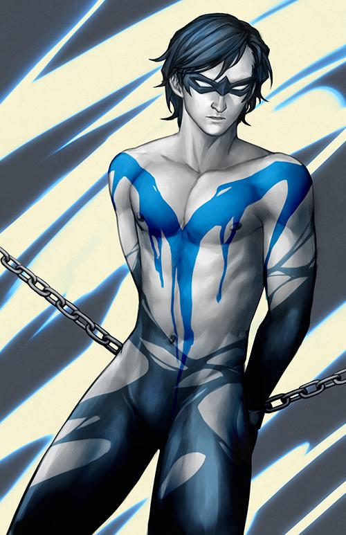 Nightwing (11x17 Print)