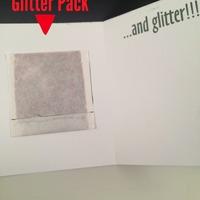Glitter Bomb Greeting Card - Prank -  6.8KB
