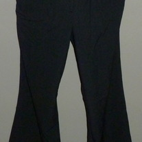 Gray Dress Pants-Mimi Maternity Size Large  03317