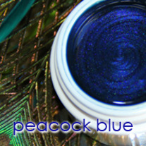 .5 oz Peacock Blue