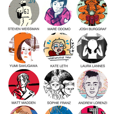 Retrofit 2015 digital-only pdf subscription (12 comics)
