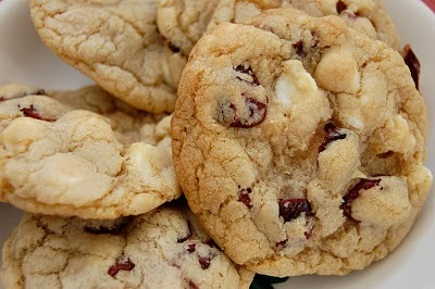 WHITE CHOCOLATE CRANBERRY · Granny Cakes Gourmet Foods · Online ...