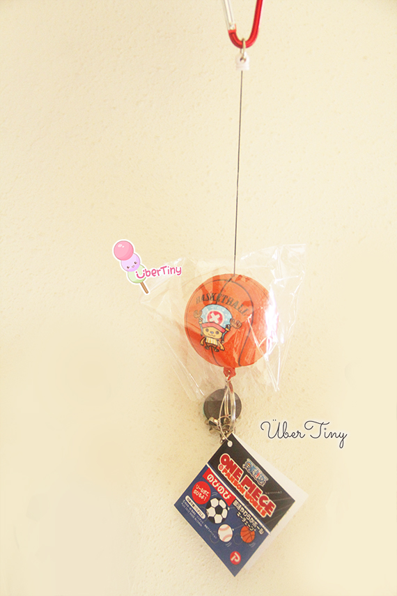 Basketball Squishy : Chopper Onepiece Sports Squishy Extendable Keychain ? Uber Tiny ? Online Store Powered by Storenvy