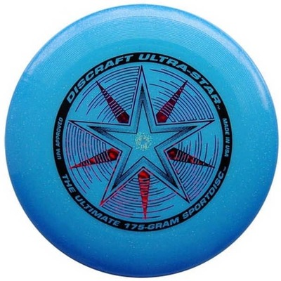 Discraft ultra-star ultimate frisbee