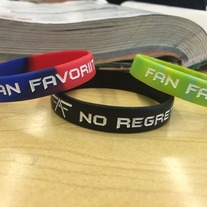 Fan Favorite Wristbands  medium photo