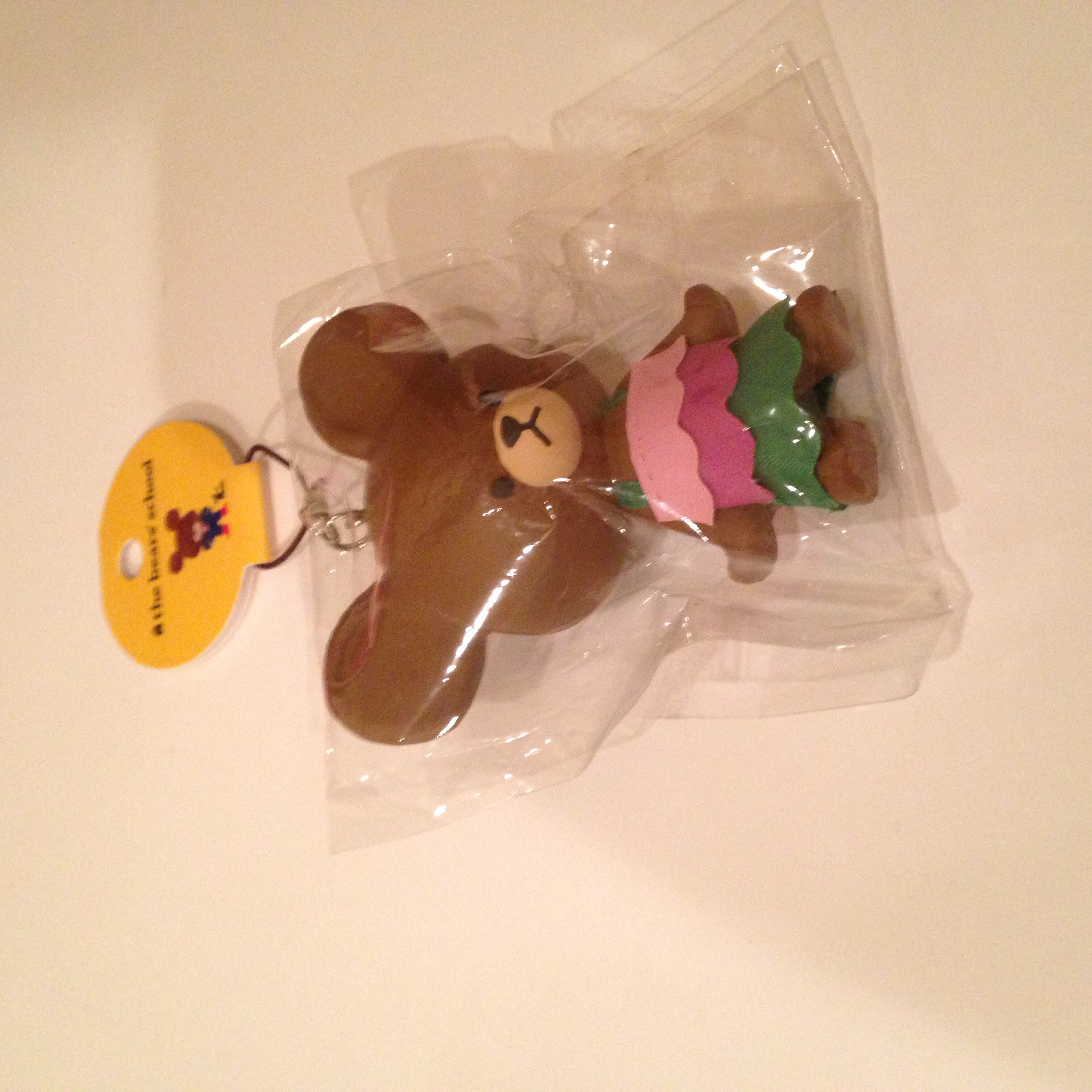 Rare bear school squishy mascot ? SuzyCupcake ? Online Store Powered by Storenvy