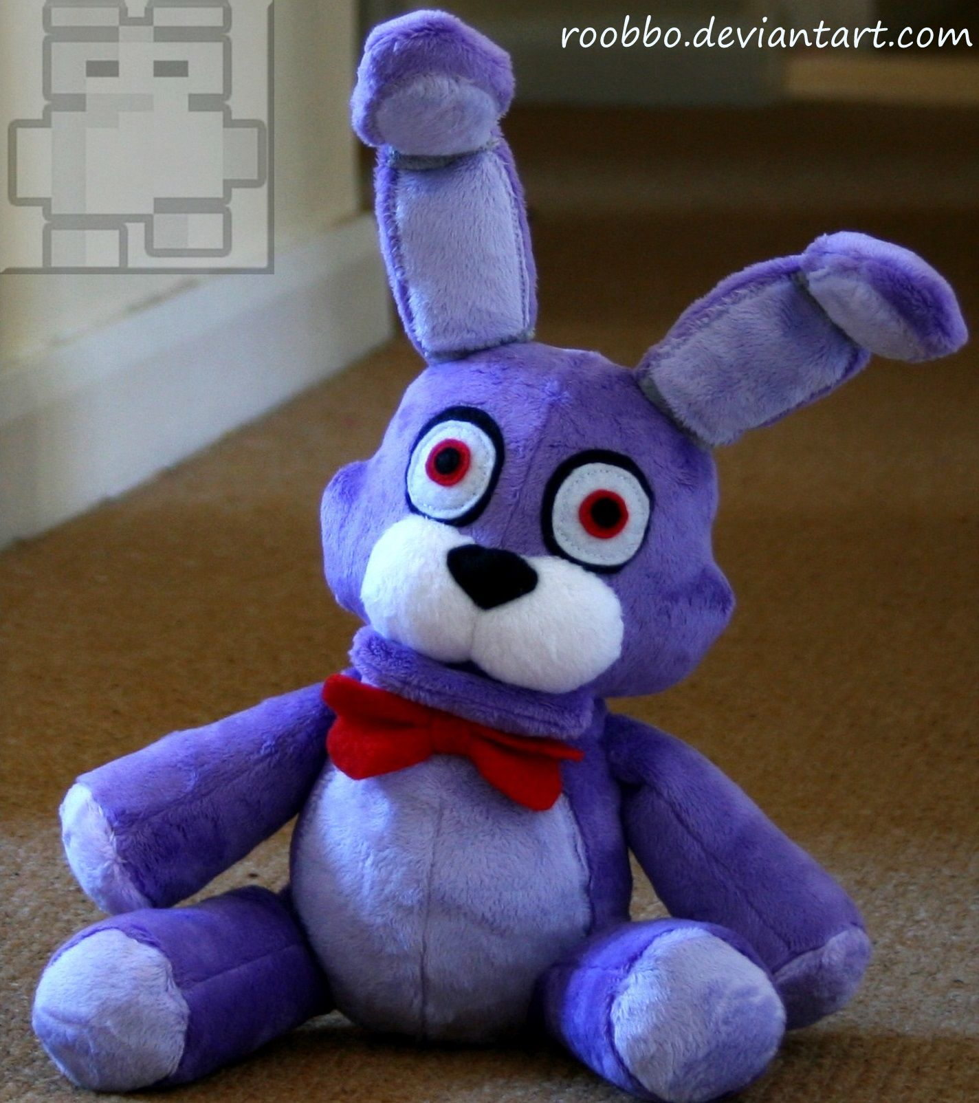 Five nights at freddy s bonnie plush 183 roobbo shop 183 online