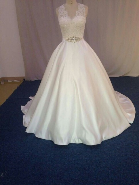 Darius cordell su14 plus size wedding dress with lace for 20 style wedding dresses