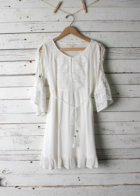 Scharlie Boho Dress