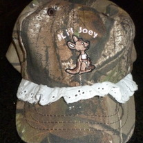 Lil Joey Camo Hat-One Size-Infant and Toddler