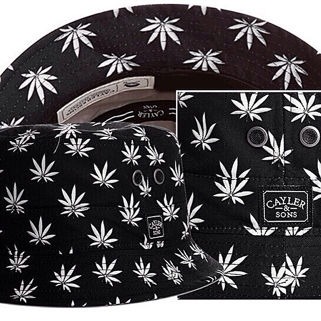 4a5cdcdadbf Cayler   Sons Weed Bucket Hat · The Royal Life · Online Store ...
