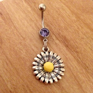 Play On Belly Ring