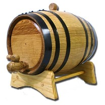 Oak Brewing Barrel 2 Liter