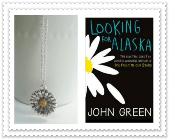Book Cover Ideas For Looking For Alaska : Looking for alaska daisy book cover tfios john green