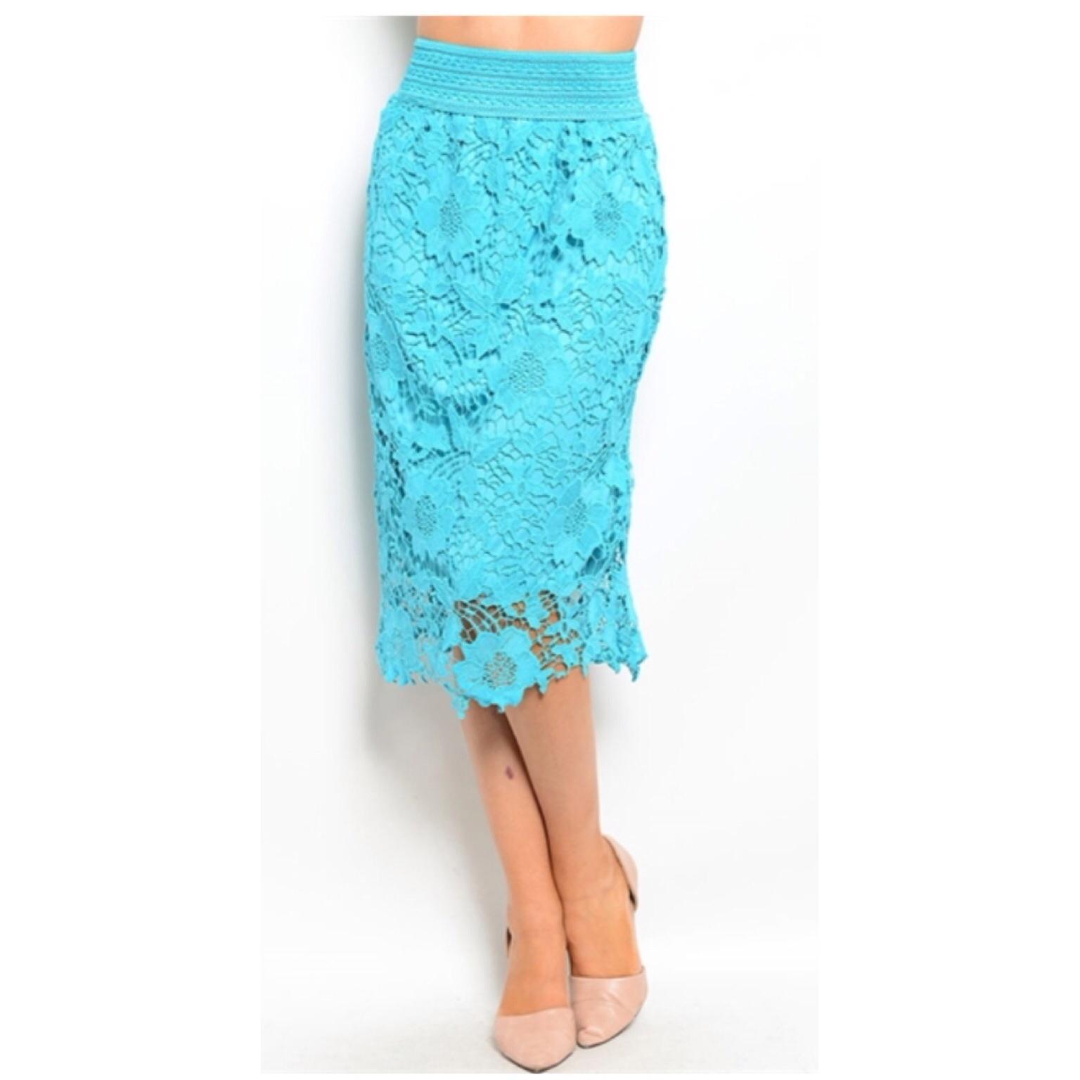 lace crochet midi skirt 183 modestlyhot 183 store
