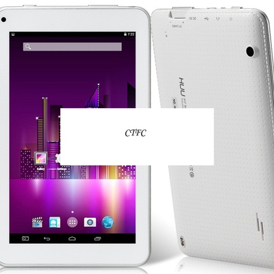 "Huu h7 smart 7.0"" tablet pc ips 1024x600 android 4.4 rk3126 quad-core"