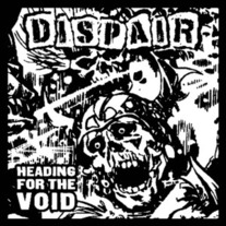 DISPAIR - Heading for the void 12""