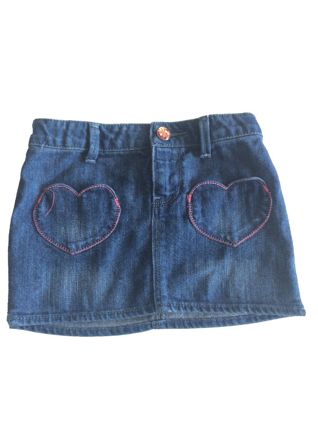 edgy meet preppy size 4 baby gap pocket denim