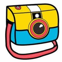 Camera Anime Back Pack