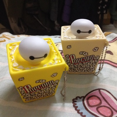 Squishy Toys Big W : ~SquishyStuff~ Disney Big Hero Baymax Popcorn Squeeze Toy Online Store Powered by Storenvy