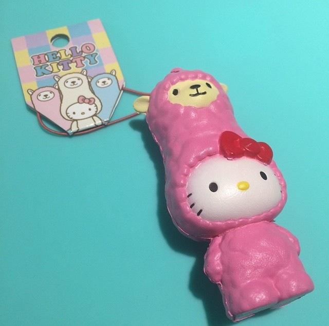 Squishy Sanrio Rare : Super rare hello kitty alpaca squishy ? SuzyCupcake ? Online Store Powered by Storenvy