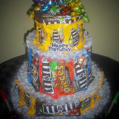 M&m tower