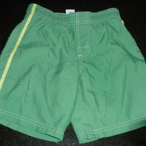 Green Swim Trunks-Baby Gap Size 4