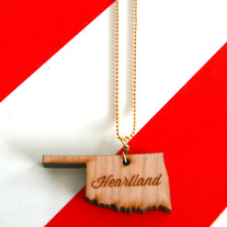 Heartland Necklace