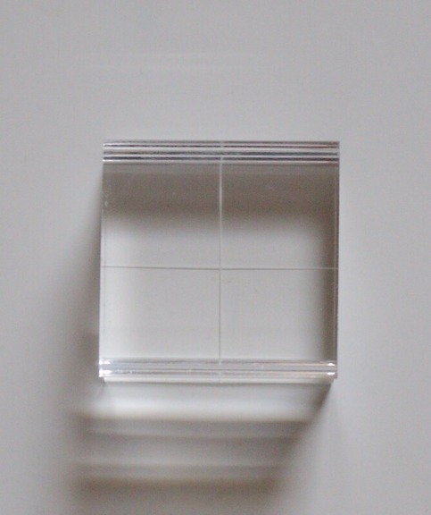 Clear acrylic block 1 inch v 39 s sweet ideas online for Large acrylic block