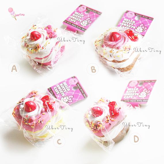 Rare* Hello Kitty Shortcake Squishy (licensed) ? Uber Tiny ? Online Store Powered by Storenvy